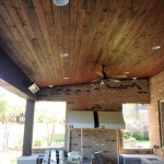 Marvin NC Home Addition - Cyprus Ceilings