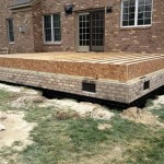 Marvin NC Home Addition - Setting the Foundation