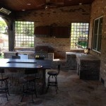Outdoor Kitchen in Marvin NC