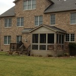 Sun Room Addition in Marvin NC