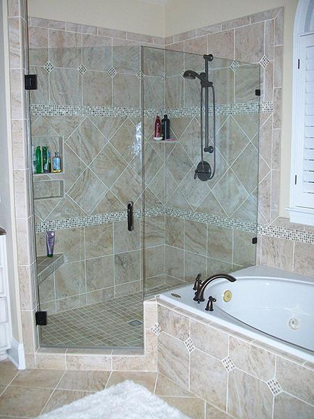 Charlotte Bathroom Remodels