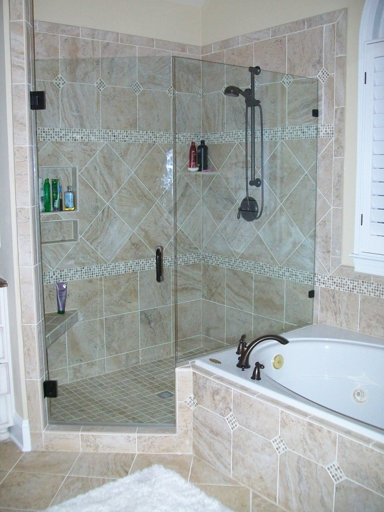 Huntersville nc construction contractor sfcc remodeling for Bathroom contractors in my area