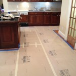 Kitchen Remodel Cotswold During Cabinet Removal
