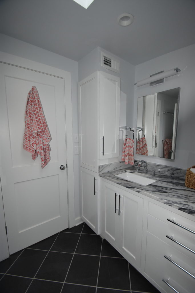 Charlotte Bathroom Remodeling with new sink