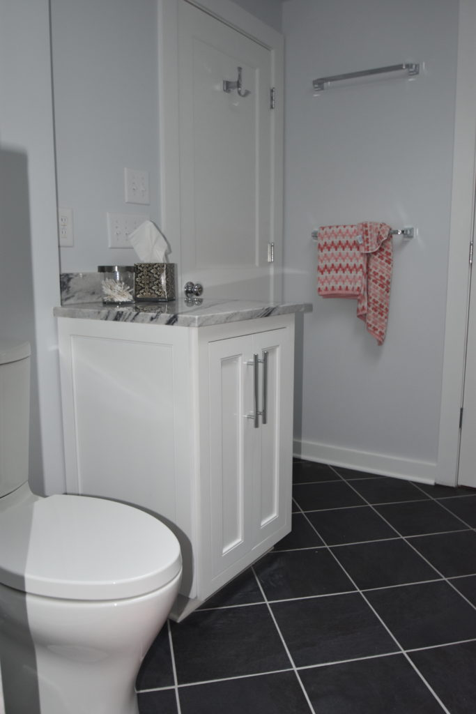 Toilet for Charlotte Master Bathroom Remodel