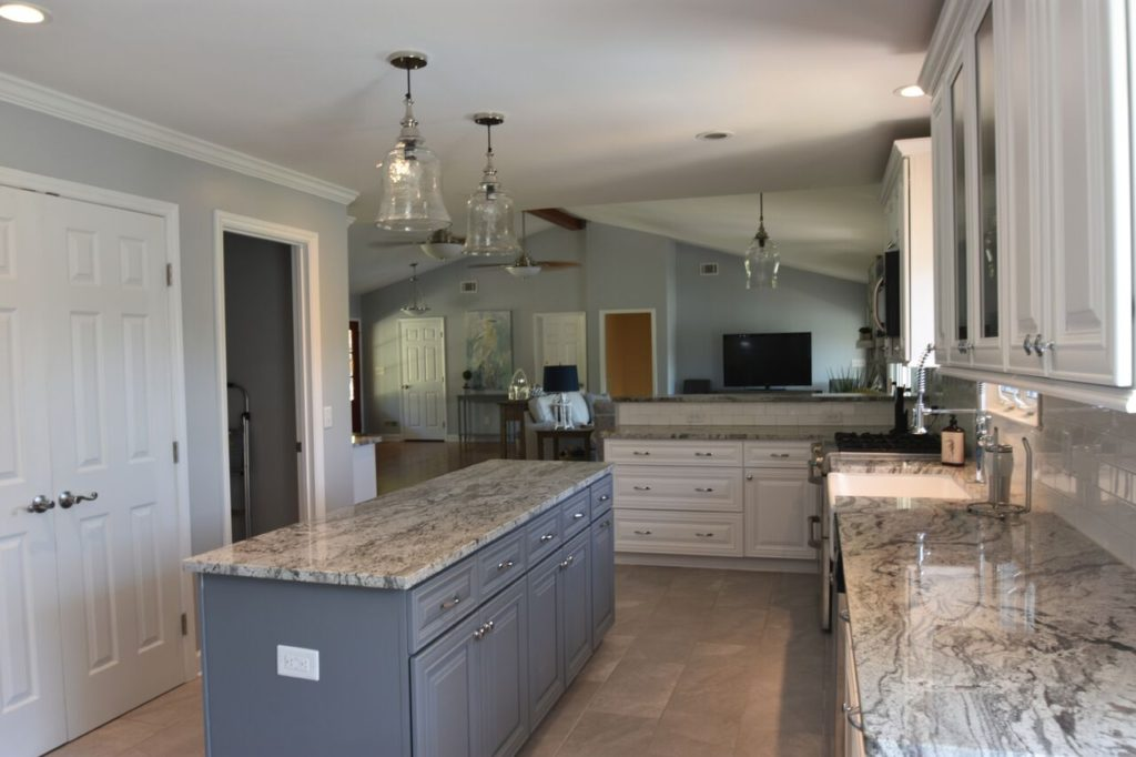 Remodel in Charlotte Lake Wylie