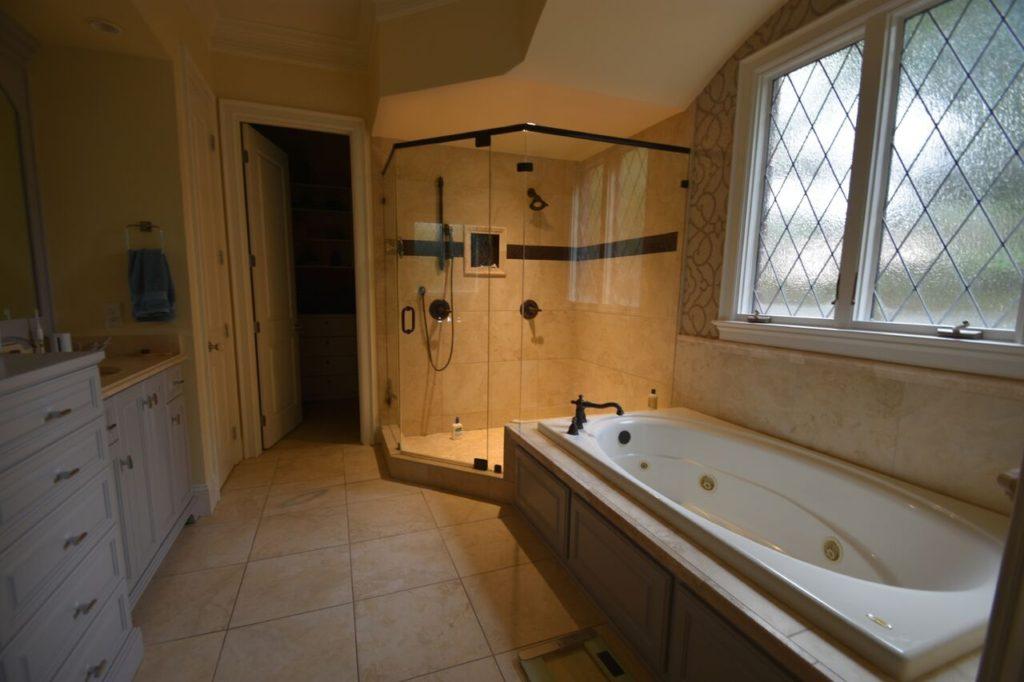 Before Charlotte Bathroom Remodel
