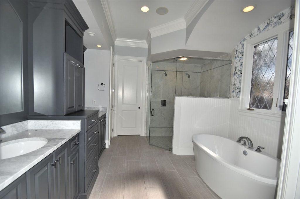 Charlotte Bathroom Remodel
