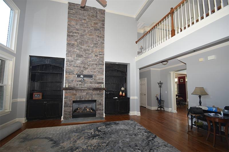 Home Remodeler in Charlotte for Living Room