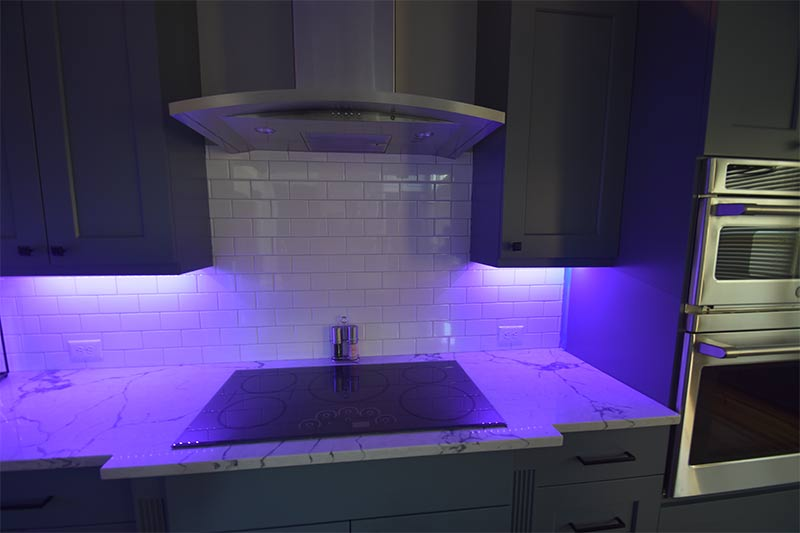Kitchen Remodel with Bump Out